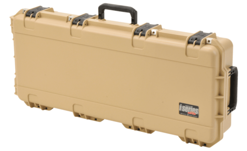 SKB Cases iSeries Parallel Limb Bow Case w/ Foam and Wheels,