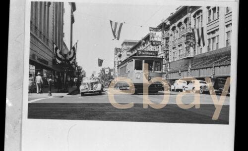 Sacramento Trolley to State Fair, 1940