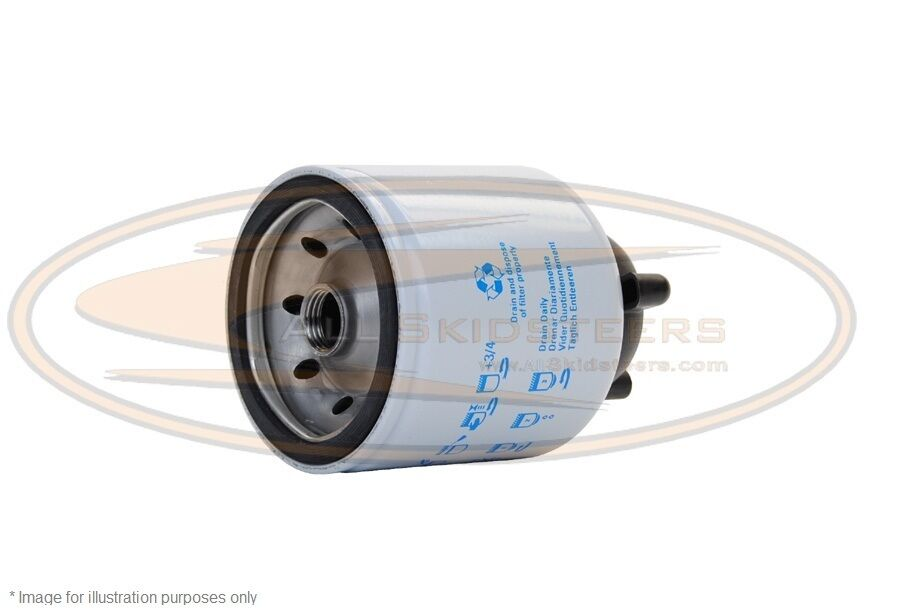 Bobcat diesel fuel filter T250 T300 T320 Skid Steer Loader
