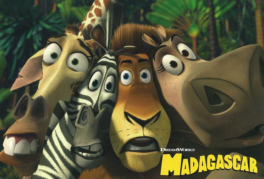Das Publikum will mehr - Madagascar 2 und 3