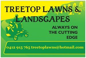 Treetop Lawns & Landscapes Carindale Brisbane South East Preview