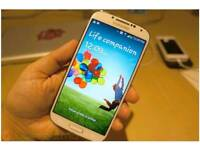 Samsung galaxy s4 16gb 4G factory Unlock to all networks +Free sd card