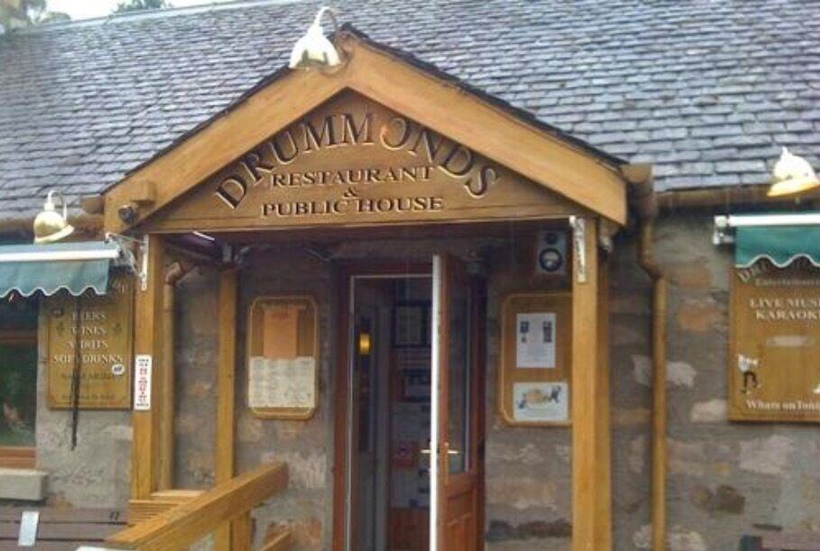 Drummonds Restaurant, PRE THEATRE MEAL