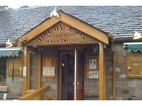 Mothers Day Lunch or Dinner in Pitlochry