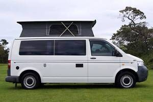 Volkswagen Frontline Campervan with Portable Toilet & Rear Shower Albion Park Rail Shellharbour Area Preview