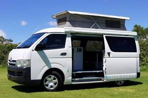 Toyota Hiace Automatic Discoverer Campervan - New Conversion! Albion Park Rail Shellharbour Area Preview