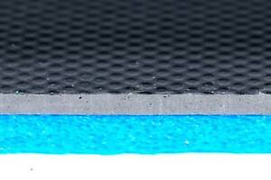 SoundMat 2 Acoustic floor soundproofing for timber / concreat floors