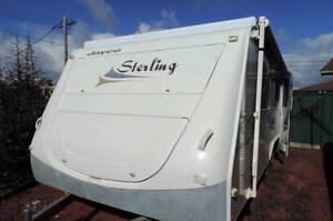 2009 Dual Axle Jayco Sterling Pop Top caravan. Wendouree Ballarat City Preview