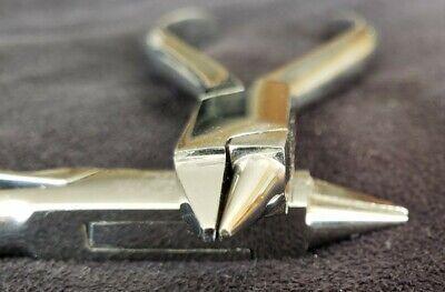 Lot Of 6 Super-dent Bird Beak 139 Pliers Wire Bending Orthodontic