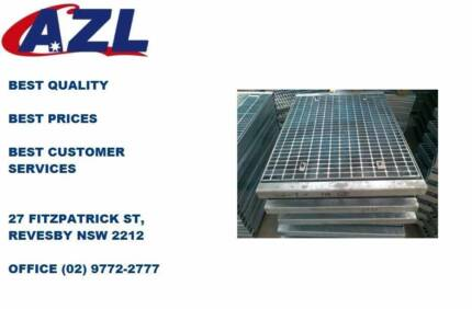 Brand New Grates and Trench are on SALE NOW! Low Price! Revesby Bankstown Area Preview