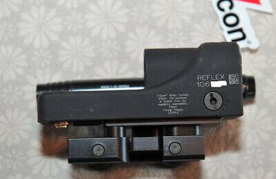 Trijicon Reflex RX01NSN 4.5 MOA Amber Dot W/RX14 NSN 800018 ACOG
