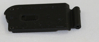 Panasonic Genuine Battery Door Cover For Dmc-gf3 Camera Gf3 Vyf3450 Dmcgf3 Black