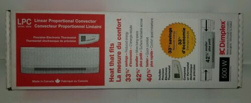 Dimplex Electric Baseboard Heater Linear Proportional Convec