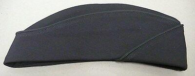 US ARMY WOMAN'S DRESS GREEN GARRISON CAP AG-489 UNIFORM ENVELOPE HAT VAR SIZES