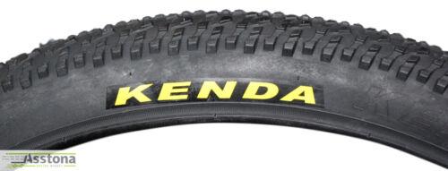 2x Kenda Mountainbike MTB Reifen in schwarz  26 Zoll 26 x2.10 / 26x2,10 Set