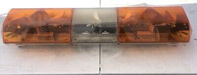 Code 3 Pse 47 Mx 7000 Amber Light Bar Led
