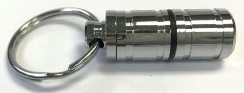 Keychain Metal Cigar Hole Punch Cutter, Waterproof, Cigar Puncher, CY600,