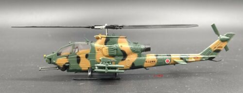 1:100 JAPAN JGSDF Cobra AH-1S Helicopter Diecast Military Aircraft Plane Model