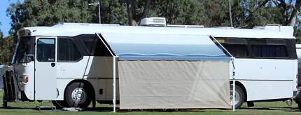 Fully renovated 38ft bus - converted into a stunning motorhome. Murray Bridge Murray Bridge Area Preview