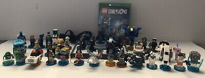 LEGO Dimensions (Starter Pack) (Xbox One) Lot
