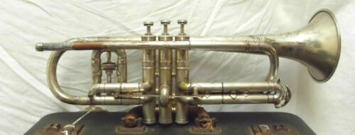 Vintage Conn 80A Cornet in Good Condition - Make an Offer!