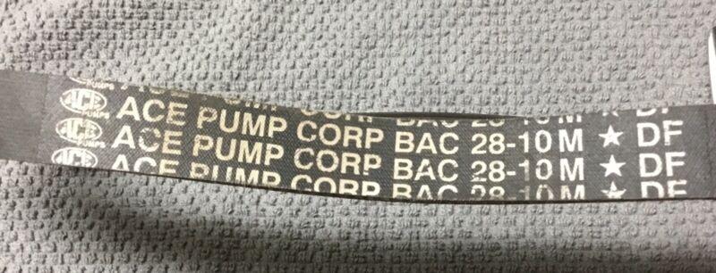 BAC-28-10-150 Ace Pumps  (40611) Belt, Poly-V, 10 groove (for PTOC-150-600)