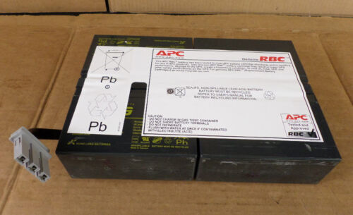 APC American Power Conversion Corp. RBC59 Replacement Battery Cartridges