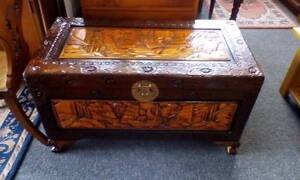Camphor Wood Chest Fyshwick South Canberra Preview