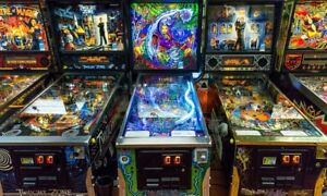 Wanted: pinball arcade machine
