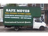SAFE MOVES...SHEFFIELDS PREMIER REMOVAL COMPANY