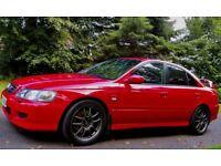 Honda Accord Type R 2001, Vesuvio Red, 96,000 miles, FSH, MOT Aug '19, Timing Belts Just Done