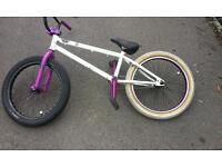 Customer bike bmx
