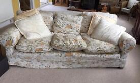 Old Tatty Comfortable Sofa