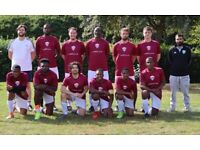 Find football team in London. Football clubs near me looking for players. 192u3