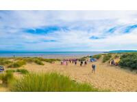 Kent camber sands holiday home caravan camber sands beautiful sandy beach parkdean site family