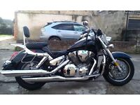 2006 Honda VTX1300 VTX 1300 Shadows bigger brother VGC lots of extras