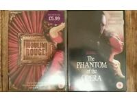 Phanton of the Opera/Moulin Rouge