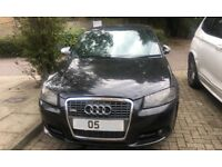 Audi A3 s line diesel breaking