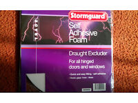 STORMGUARD Draught Excluder 15 m white