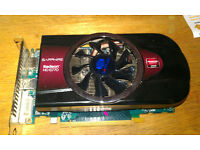 Radeon Sapphire HD6770 1GB GDDR5 Graphics Card