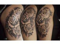 Crimson Tide INK Custom Tattoo Shop