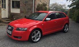 Audi A3 TDI S Line Hatchback 2.0 Automatic Diesel