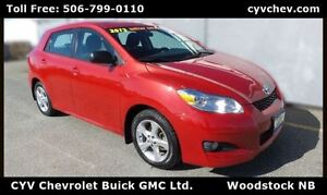 2013 Toyota Matrix - $7/Day - Sunroof & XM Radio