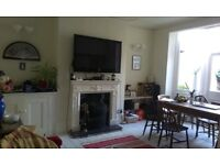 Shot term let, ground floor, Edwardian garden flat available 29th May. ( approx two months )