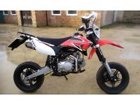 Kurz RT1 125cc Road Legal Pit Bike 125 1 month old