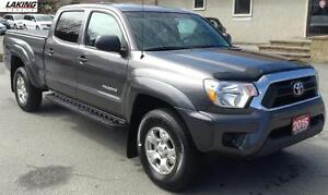 2015 Toyota Tacoma SR5 Power Package 4X4 DOUBLE CAB Clean Car Pr
