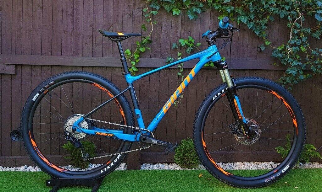 ffcd1d7e3e5 Giant Fathom 2 29er 2019 Mountain Bike rrp1000   in Bolton ...