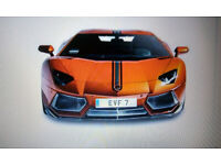 4 Digit Private Number Plate for Sale