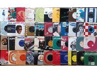 "1000 7"" Singles. 1950's-1990's. Rarities/collectables: Beatles, Dylan, T Rex, Motown, Beach Boys..."