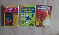 Comic-Preiskatalog, Schlumpf-Katalog, Horoskop der Indianer 2001 Düsseldorf - Bezirk 1 Vorschau